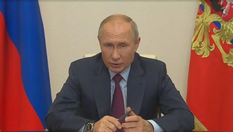 Владимир Путин: студенты-медики получат дополнительные выплаты
