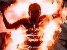 Бомж-убийца сжег третью жертву