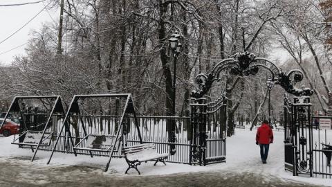 Снег завалит саратовские улицы