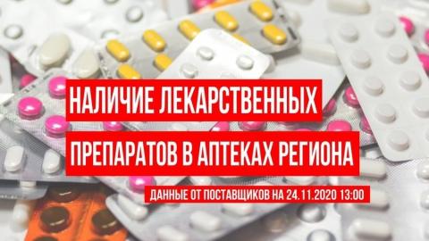 Минздрав: опубликованы свежие данные по саратовским лекарствам