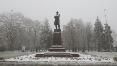 В регионе пасмурно, туманно, дождь и снег