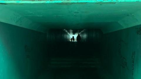 «Выглядит инфернально и воняет»: саратовцы уже неделю жалуются на темноту в переходе