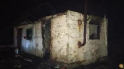 Сторож из Аткарского района погиб из-за непотушенной сигареты