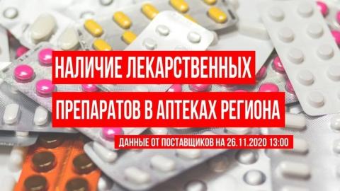 Обновлен список товаров в саратовских аптеках на сегодня