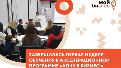Потенциальные и действующие предприниматели Саратова приступили к обучению в акселерационной программе «Хочу в бизнес»