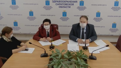 40-летняя саратовчанка умерла от коронавируса