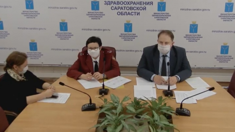 От пневмонии страдают 3476 жителей Саратовской области
