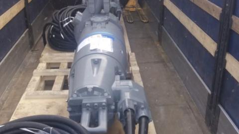 «КВС» осуществляет модернизацию главных канализационных станций города