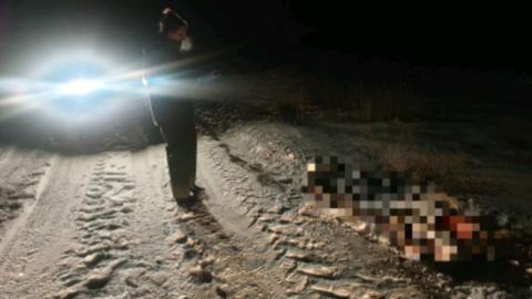 Замерзшую насмерть бабушку нашли в Саратовском районе |18+