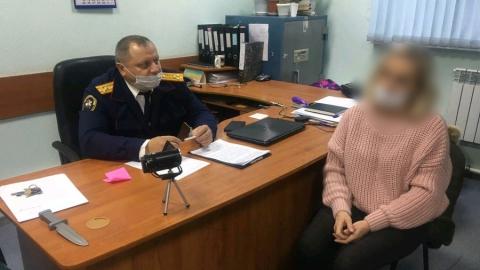 Подозреваемая в убийстве матери и дочки работает учителем