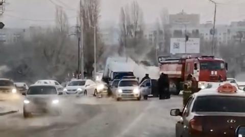 """Пассажирка """"Приоры"""" погибла в ДТП в Заводском районе"""