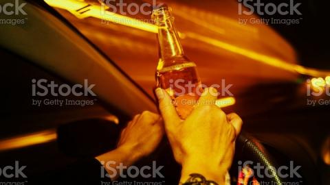 Жителя Михайловки наказали за пьяное вождение