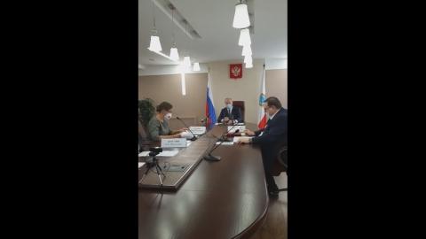 Валерий Радаев: готовятся списки на вакцинацию
