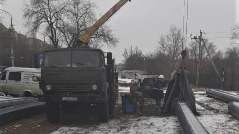 КВС: водопровод по Буровой, снабжающий 4 поселка, будет заменен