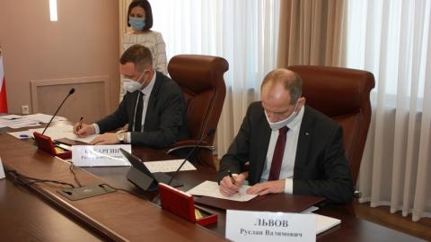 Сбербанк и правительство Саратовской области подписали  дорожную карту по цифровизации региона