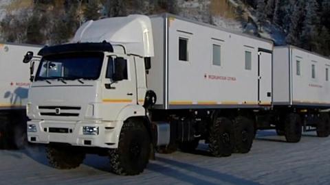 Медицинские грузовики-трансформеры начали производить в Саратове
