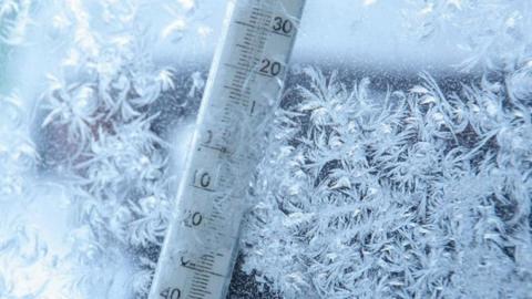 Аномальные саратовские морозы продолжаются: ночью до -25