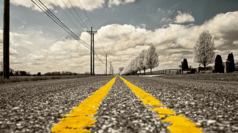 Две самые загруженные и проблемные трассы Саратовской области переданы на федеральный уровень