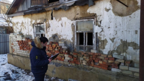 На пожаре из-за газовой печи погибла 85-летняя женщина |18+