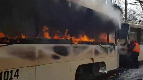 Прокуратура нашла виновных в возгорании трамваев
