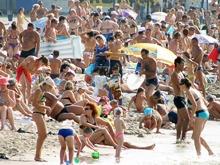 Городской пляж откроется в пятницу