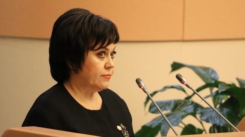 Валентина Гречушкина стала главой Краснокутского района
