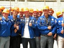 Студенты СГЮА приступили к строительству вузовского бассейна