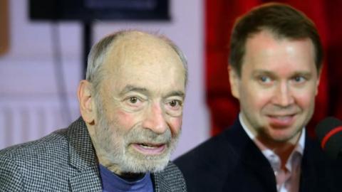 Евгений Миронов рассказал о последней встрече с Валентином Гафтом в Саратове