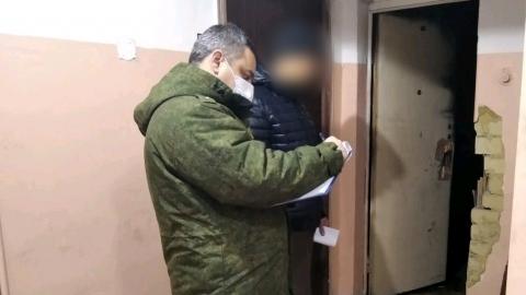 Пожар в Заводском унес жизнь пожилого человека