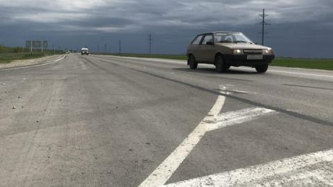 В Балаковском районе отремонтируют дорогу за 310 миллионов