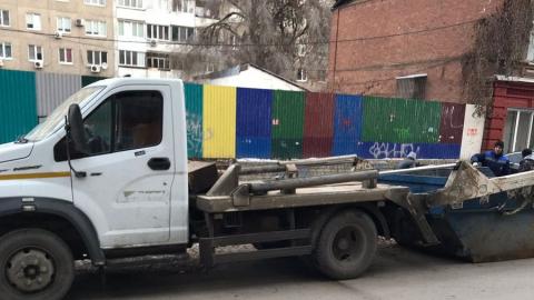 Регоператор: с улиц крупнейших городов области вывезли 4400 м3 растительных отходов