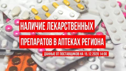 Минздрав: появился новый список лекарств для саратовцев