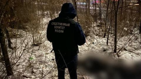 Ночью прохожий нашел покойника в лесу на Соколовой горе