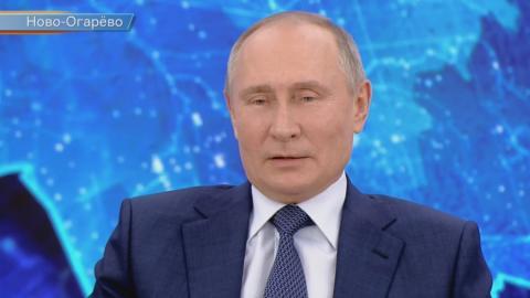 Владимир Путин: Пока доходы падают, безработица растет