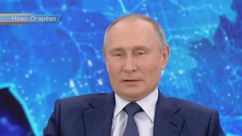 Владимир Путин: Наша система здравоохранения оказалась более эффективной