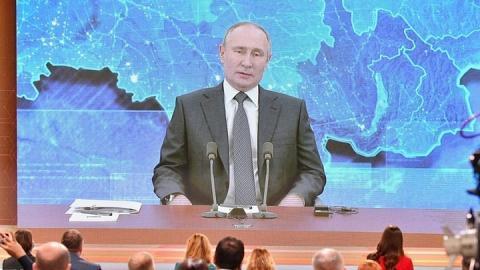 Владимир Путин: Вакцина «Спутник» дает 97-процентный уровень защиты