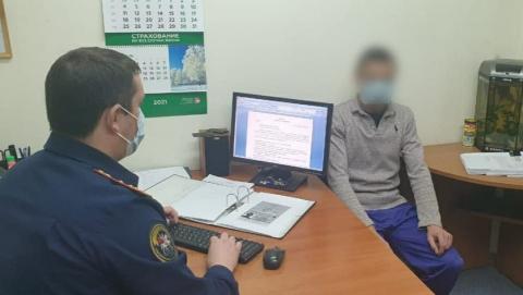 В Вольске семейная пара убила приятеля и бросила тело в  Малыковку | 18+
