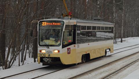 В Саратов ожидается поступление 30 московских трамваев