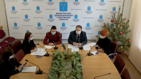 Вакцинация пожилых от коронавируса может начаться в Саратовской области на следующей неделе