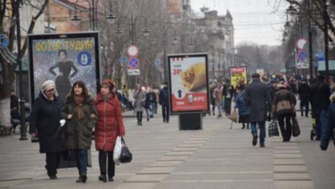 Администрация опять обещает убрать рекламные щиты с проспекта Кирова
