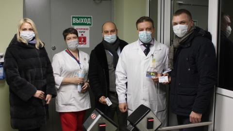 Сбербанк и Саратовская областная детская клиническая больница реализовали кампусный проект