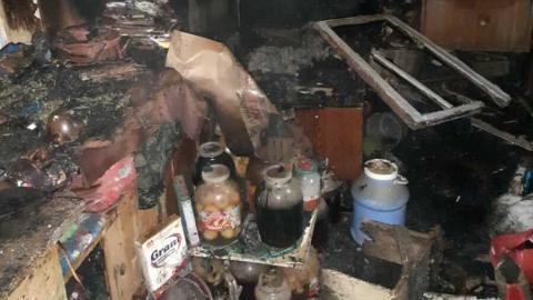 Пожилая пара из Пугачевского района погибла из-за непотушенной сигареты