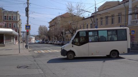 Саратовский микроавтобус № 72 изменил маршрут