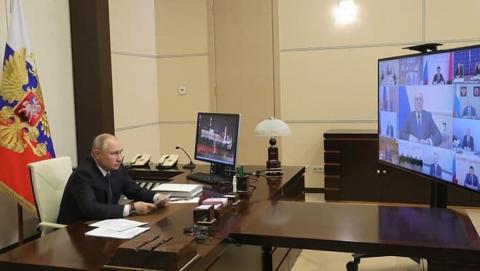 Президент поддержал идею единороссов о всероссийском выходном 31 декабря и двойных выплатах врачам ковидного профиля за работу в праздники