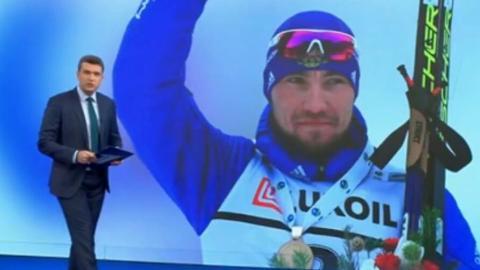 Биатлонист Александр Логинов будет готовиться к соревнованиям на родине
