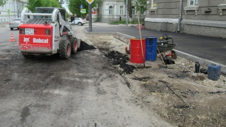 Саратовской области выделили 413 миллионов рублей на ремонт дорог