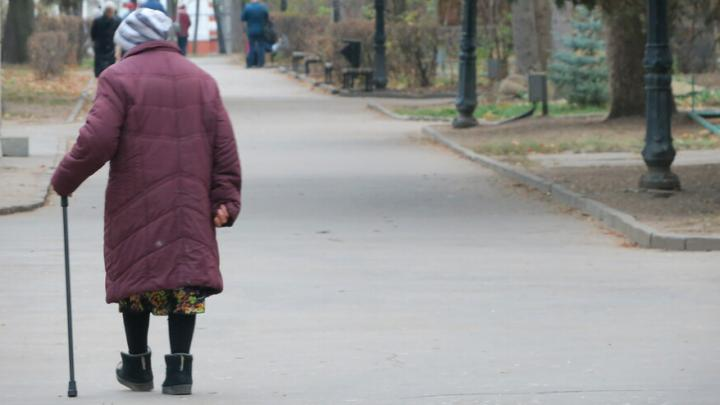 В Саратовской области 99 стариков заболели ковидом