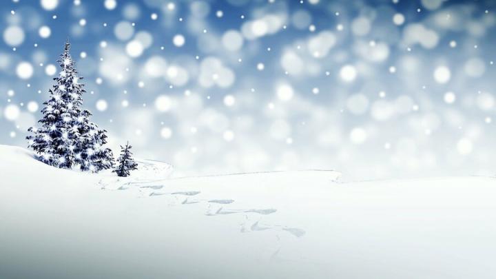 Снегопад время от времени будет донимать саратовцев