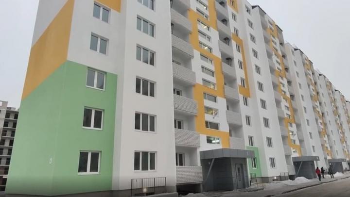В Саратовской области около 10 тысяч семей получат квартиры в 2021 году