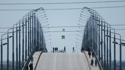Саратовцам обещают скоростной трамвай, троллейбус в Энгельс и два путепровода